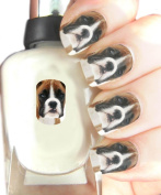 Easy to use, High Quality Nail Art Decal Stickers For Every Occasion! Ideal Christmas Present / Gift - Great Stocking Filler Boxer Dog Wrap