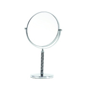Danielle Creations 20.5cm Swirled Stem Vanity Mirror x 8 Magnified