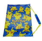 Pokemon Swim Bag Gym Tote, 43 cm, Blue
