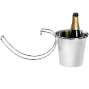 Hill Interiors Table Hanging Champagne Bucket (One Size)