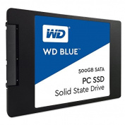 WD 500 GB 6.4cm Internal Solid State Drive - Blue