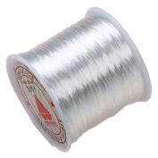 Sandistore Stren High Impact Fishing Line Diameter Clear Nylon Fish Fishing Line Spool Beading String