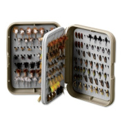 Orvis Posigrip Flip Page Fly Box / Only Small