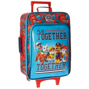 Paw Patrol Children's Luggage, 50 cm, 26 litres, Blue