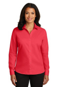 Red House RH79 Ladies Non-Iron Twill Shirt Dragonfruit Pink - 3XL