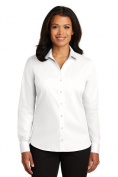 Red House RH79 Ladies Non-Iron Twill Shirt White - 4XL