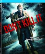 Don't Kill It [Region 1] [Blu-ray]