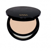 Senna Cosmetics Mineral Mix Pressed Foundation, Medium, 10ml