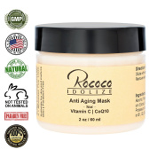Anti Ageing Mask with Vitamin C and CoQ10 - 60ml