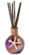 Purple Lustre Seabrook Reed Diffuser - Twilight Sky by Pomeroy