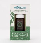Therawell TW102 100% Pure Aromatherapy Essential Oil, Eucalyptus