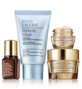 ESTEE LAUDER revitalising SUPREME GLOBAL ANTI ageing CREME SET by Estee Lauder
