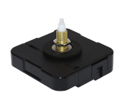 JH 1668 HQ326 Replacement Quartz Clock Non Ticking Sweeping Silent Movement / Mechanism Medium Spindle