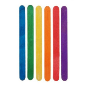 Better Crafts Wood Craft Coloured Stick Perfect For Group Activities Crafts Projects And More.