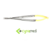 Cynamed USA Arts and Crafts Micro Scissors with Straight Blades 15cm