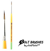 BOLT Face Painting Brushes by Jest Paint - FIRM Liner #2