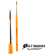 BOLT Face Painting Brushes by Jest Paint - Liner #2