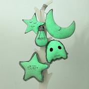 EITC Lovely Luminous Lamp Bulb Cushion Toys Placate Doll Pillow Kid Room Decor