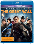The Great Wall Blu-ray  [Region B] [Blu-ray]