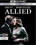 Allied 4K Blu-ray  [2 Discs] [Region B] [Blu-ray]