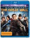 3D The Great Wall Blu-ray  [2 Discs] [Region B] [Blu-ray]
