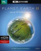 Planet Earth II  (4K Blu-ray) [Region B] [Blu-ray]