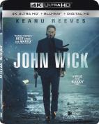 John Wick (4K UHD Blu-ray) [Region B] [Blu-ray]