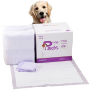 Petphabet Puppy Dog Training Potty Pee Piddle Pads Ultra-Absorbent Pet Pee Pee Pads for Puppy Housebreaking