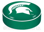 Holland Bar Stool Co. Holland Michigan State University Seat Cover