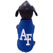 NCAA Air Force Falcons Sleeveless Polar Fleece Dog Sweatshirt