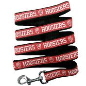 Indiana University Nylon Ribbon Dog Leash