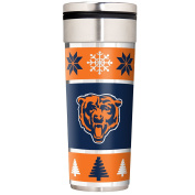NFL Ugly Sweater Travel Tumbler