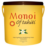 Monoi of Tahiti Deep Hydration Revitalising Mask Paraben Free Professional Quality - 2600ml