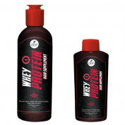 Whey Protein Leave-In Conditioner 250ml and Fortifying Hair Whey Protein Oil 60ml Variety Pack