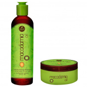 Macadamia Oil Moisturising Hair Mask 260ml and Macadamia Oil Moisturising Shampoo 310ml Variety Pack