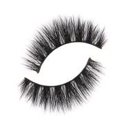 100% Real Mink 3D Natural Cross Thick False eyelashes fake eye lashes
