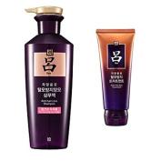 Ryoe JayangYoonMo Anti Hair loss Shampoo For Dry Scalp 13.53Oz(400Ml) + Treatment 6.76Oz