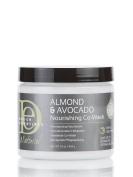 Design Essentials Natural Almond & Avocado Nourishing Co-Wash, 470ml