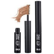 Waterproof Long Lasting Lady Makeup Cream Eyebrow Dye Colourant, Light Coffee