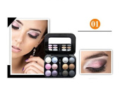 Pick 1 Novo 12 Colour Eye Shadow