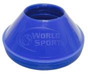 World Sport MINI Disc Cones 25 Pack