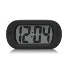 HENSE Large Digital Display Alarm Clock and Snooze/ Night Light Travel Alarm Clock and Home Bedside Alarm Clock HA30-U-4-NB