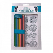 Wellspring Colouring Notecard Kit