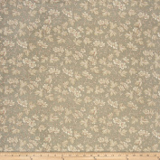 French General Odile Linen Moss Fabric By The Yard