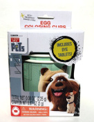 The Secret Life of Pets Easter Egg Dye Decorating Kit with Eco Friendly Paper Dipping Cups