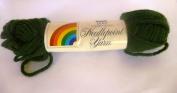 Jungle Green 100% Virgin Wool Needlepoint Yarn