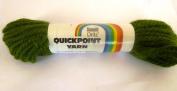 Fern Green Scovill Dritz Quickpoint 100% Pure Virgin Wool Yarn