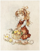 Cross Stitch Kit Gathering Pears