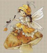 Cross Stitch Kit The Fairy 2