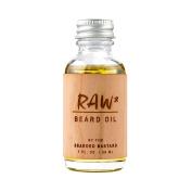 Raw Beard Oil by The Bearded Bastard — Unscented Beard Oil